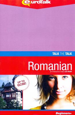 Talk the Talk - Romanian: Interactive Video CD-ROM. Beginners+ Level - Talk the Talk (CD-ROM)