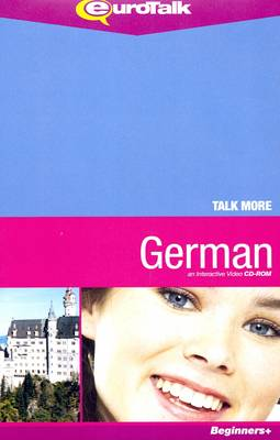 Talk More! German: An Interactive Video CD-ROM - Talk More (CD-ROM)