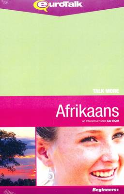 Talk More - Afrikaans: An Interactive Video CD-ROM - Talk More (CD-ROM)