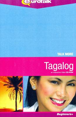 Talk More - Tagalog: An Interactive Video CD-ROM - Talk More (CD-ROM)