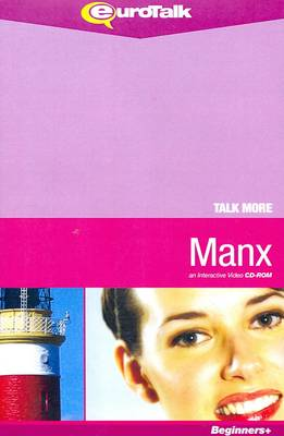 Talk More - Manx: An Interactive Video CD-ROM - Talk More (CD-ROM)