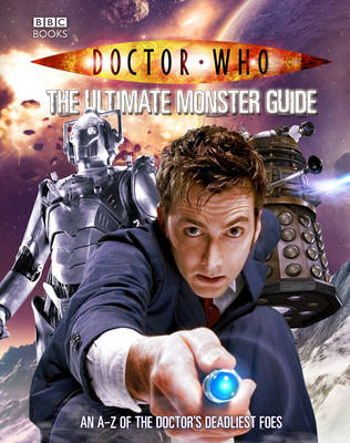 Doctor Who: The Ultimate Monster Guide - Doctor Who 65 (Hardback)