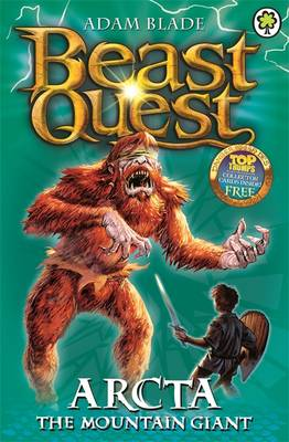 Arcta the Mountain Giant - Beast Quest 547 (Paperback)