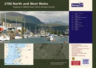 Imray Chart 2700.5: Cardigan Bay (Sheet map, flat)