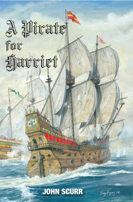 A Pirate for Harriet (Hardback)