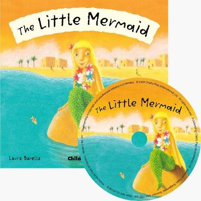 The Little Mermaid - Flip-Up Fairy Tales (Mixed media product)