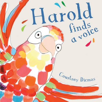 Harold Finds a Voice - Child's Play Library (Paperback)
