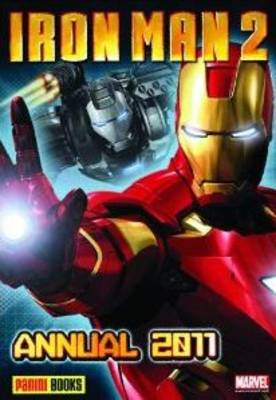 "Cover ""Iron Man 2"" 2011: Annual"