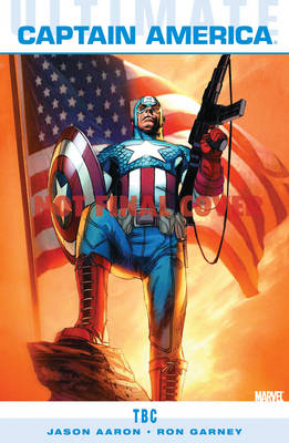 Ultimate Comics Captain America (Paperback)