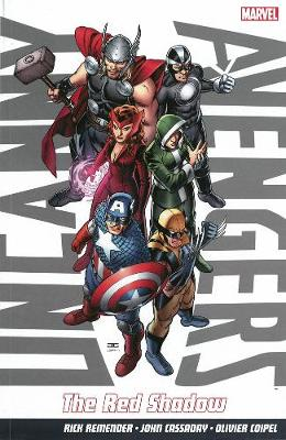 Uncanny Avengers: Red Shadow (Paperback)