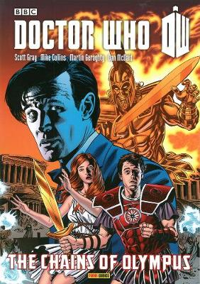 Doctor Who: Chains of Olympus (Paperback)