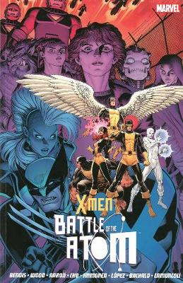 X-Men: Battle of the Atom (Paperback)