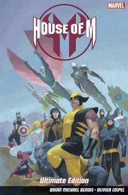 House of M: Ultimate Edition (Paperback)