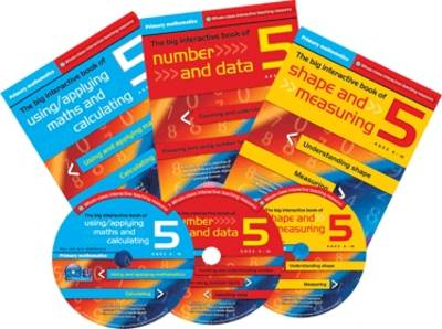 Primary Maths Year 5: The Big Interactive Book of Number and Data - Primary Maths (Mixed media product)