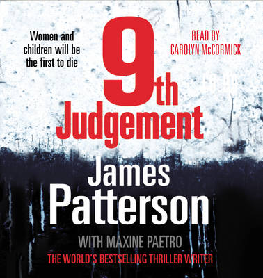 9th Judgement: (Women's Murder Club 9) - Women's Murder Club 9 (CD-Audio)