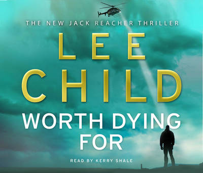 Worth Dying For - Jack Reacher 15 (CD-Audio)
