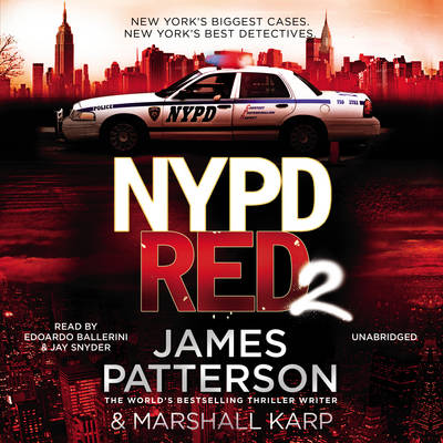 NYPD Red 2 - NYPD Red 2 (CD-Audio)