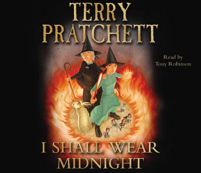 I Shall Wear Midnight - Discworld Novel 38 (CD-Audio)