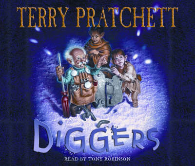 Diggers: The Second Book of the Nomes (CD-Audio)