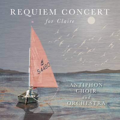 Cover Requiem Concert for Claire