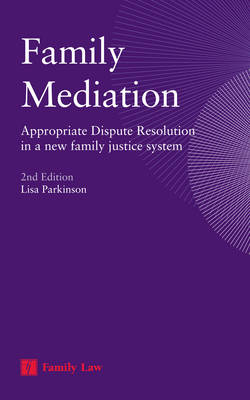 Family Mediation (Paperback)
