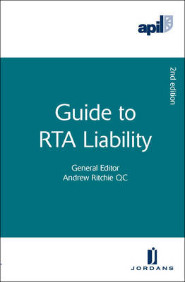 APIL Guide to RTA Liability (Paperback)