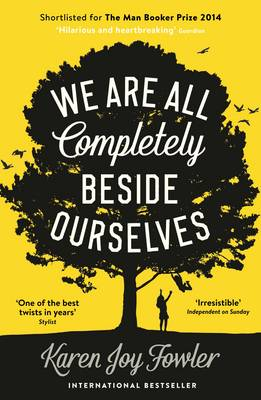 We Are All Completely Beside Ourselves (Hardback)