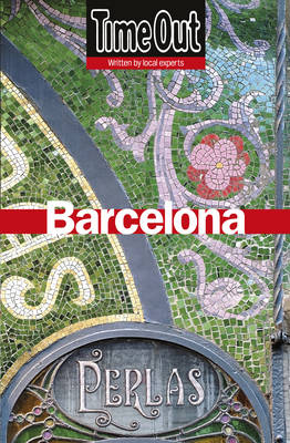 Time Out Barcelona (Paperback)