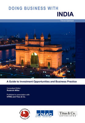 Doing Business with India - Doing Business with... S. (Paperback)