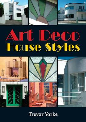 Art Deco House Styles (Paperback)
