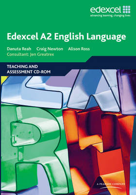 Edexcel A2 English Language Teaching and Assessment CD-ROM (CD-ROM)