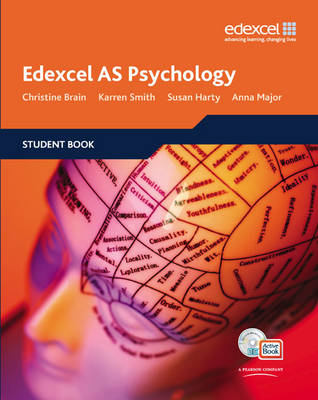 Edexcel AS Psychology Student Book + ActiveBook (Mixed media product)