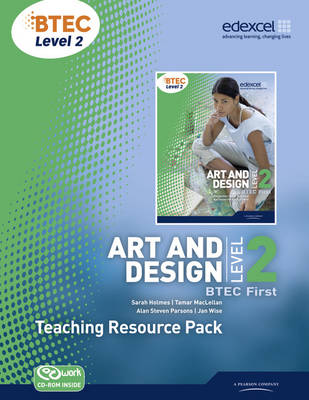 BTEC Level 2 First Art and Design Teaching Resource Pack - Level 2 BTEC First Art and Design (Mixed media product)