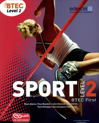 BTEC Level 2 First Sport Student Book - BTEC First Sport (Mixed media product)