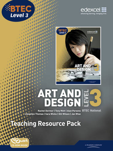 BTEC Level 3 National Art and Design Teaching Resource Pack - Level 3 BTEC National Art and Design (Mixed media product)