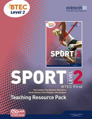 BTEC Level 2 First Sport Teaching Resource Pack - BTEC First Sport (Mixed media product)