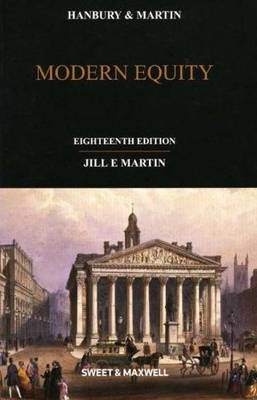 Hanbury and Martin: Modern Equity (Paperback)