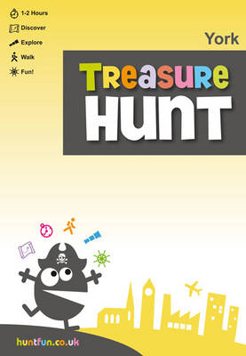York Treasure Hunt on Foot - Huntfun.Co.Uk S. (Paperback)