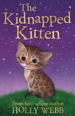The Kidnapped Kitten - Holly Webb Animal Stories 26 (Paperback)