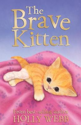 The Brave Kitten - Holly Webb Animal Stories 28 (Paperback)
