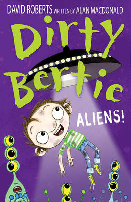Aliens! - Dirty Bertie 26 (Paperback)