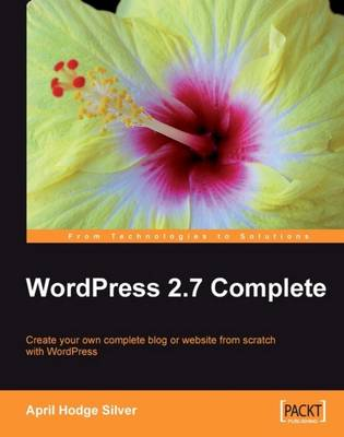 WordPress 2.7 Complete (Paperback)