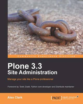 Plone 3 Site Administration (Paperback)