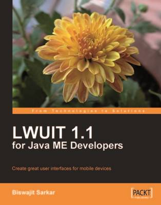 LWUIT 1.1 for Java ME Developers (Paperback)