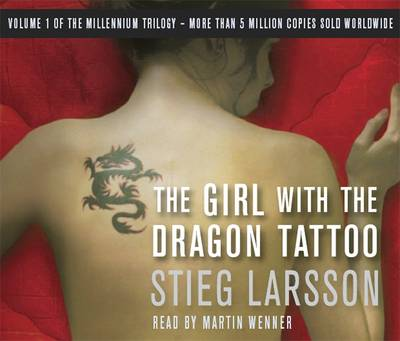 The Girl with the Dragon Tattoo - Millennium Trilogy (CD-Audio)
