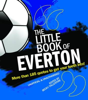 The Little Book of Everton (Paperback)