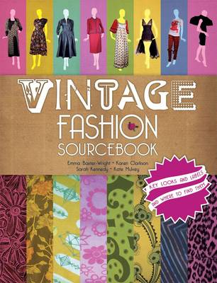 Vintage Fashion Sourcebook (Paperback)