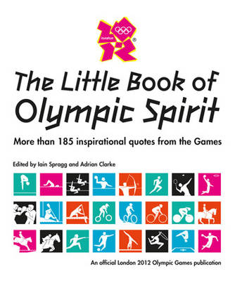 L2012 Little Bk of Olympic Spirit (Paperback)