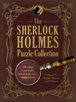 The Sherlock Holmes Puzzle Collection (Hardback)