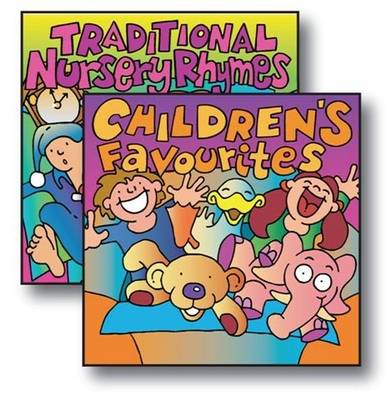 Children's Favourites - Traditional Nursery Rhymes (CD-Audio)